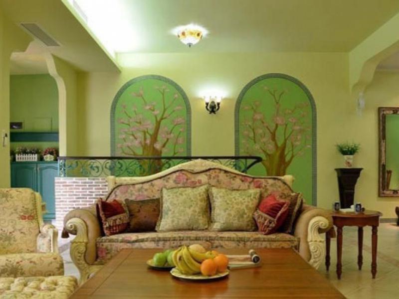 瓷砖的色彩与搭配