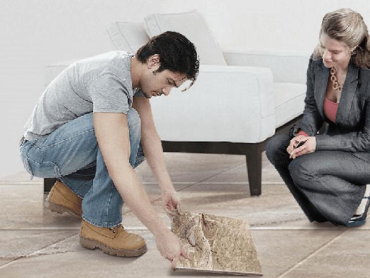 瓷砖的安装施工方法