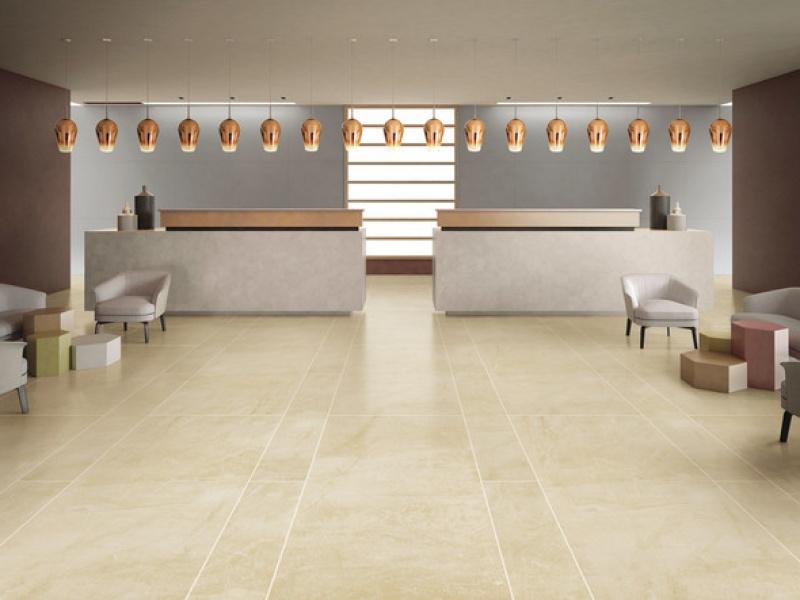 现代仿古砖750*1500mm规格负离子瓷砖将越来越流行?