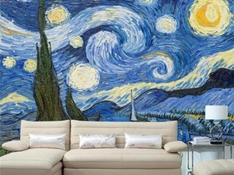 佛山陶博会丨色彩至上,5种全新沙发墙配色方案