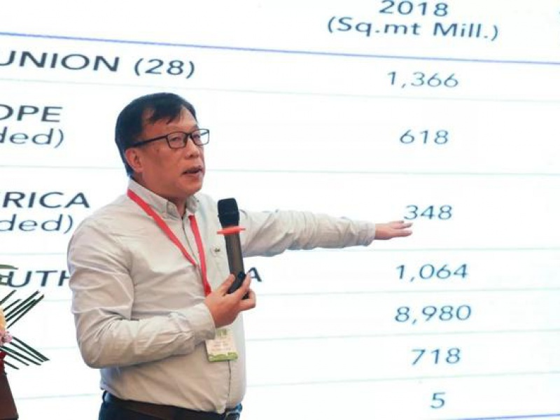 中国瓷砖出口量五年下降近5亿平方米,突围之路在何方?