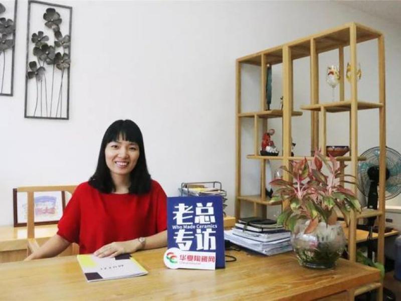 """慕瓷张婉云:打造特色精品,瞄准替代""""意大利工程"""""""