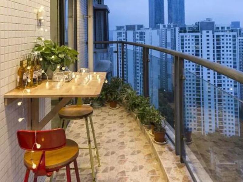 设计风尚 | 阳台管道6种美化处理方法,你喜欢哪一种?